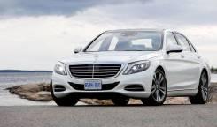 Бампер. Mercedes-Benz S-Class, W222