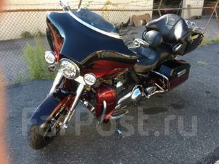 Harley-Davidson CVO Road Glide Ultra FLTRUSE. 1 802 куб. см., исправен, птс, с пробегом
