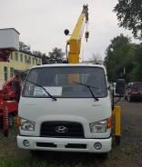 Hyundai HD78. Новый - Mighty с манипулятором Soosan 335 во Владивостоке, 3 907 куб. см., 3 500 кг.
