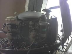 Yamaha. 2х тактный, бензин