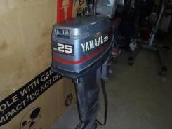 Yamaha. 25,00л.с., 2-тактный, бензиновый, нога L (508 мм), Год: 1997 год