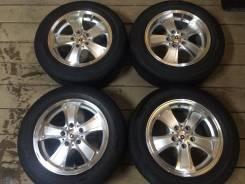 Продам комплект летних колес. 7.0x16 5x114.30 ET38