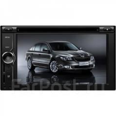 Автомобильная магнитола 2Din DVD+TV 6228A