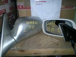 Зеркало Toyota Mark 110/Mark Blit 110 7контакт. #X110 5551/6620L эл.
