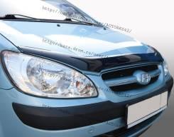 Дефлектор капота. Hyundai Getz