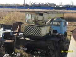 Ивановец КС-3577. Маз кс, 11 150 куб. см., 18 000 кг., 10 м.