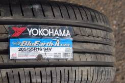 Yokohama BluEarth-A. Летние, 2015 год, без износа, 1 шт