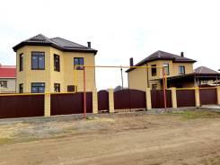Кирпичный дом площадью 140 кв. м. на участке 5 соток в Анапской. Шевченко, р-н Анапская, площадь дома 140 кв.м., скважина, электричество 15 кВт, отоп...
