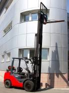 Toyota 8FG30. Погрузчик в Новосибирске, 3 000 кг.