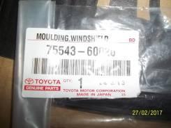 Уплотнитель лобового стекла. Toyota Land Cruiser, HDJ101, HDJ100, UZJ100 Двигатели: 1HDT, 2UZFE, 1HDFTE