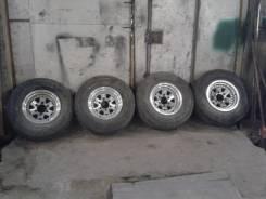 Колеса Bridgestone Dueler H/T 265 / 70 / 15. 7.0x15 6x139.70 ET-13 ЦО 110,0мм.