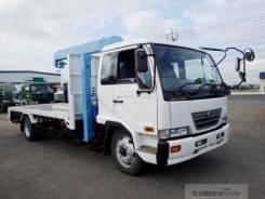 Nissan Condor. Эвакуатор , 6 920 куб. см., 5 000 кг. Под заказ