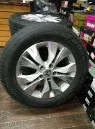 Bridgestone Dueler H/P. Летние, 2012 год, износ: 20%, 4 шт