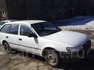 Toyota Corolla. механика, передний, 1.3