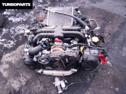 Двигатель в сборе. Subaru Forester, SH5 Двигатель EJ20