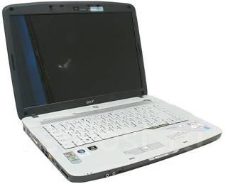 """Acer Aspire 5520G. 15.4"""", 1,8ГГц, ОЗУ 1024 Мб, диск 500 Гб, WiFi, аккумулятор на 1 ч."""