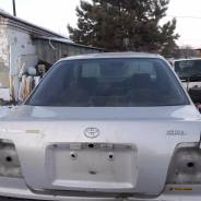 Крышка багажника. Toyota Corolla, AE110 Двигатель 5AFE