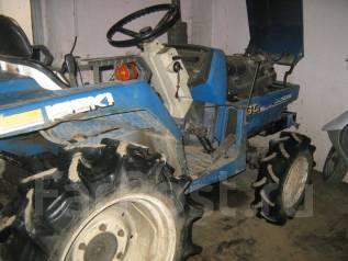 Iseki. Трактор продам срочно торг