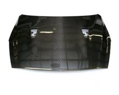 Капот. Nissan GT-R