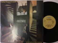 Манфред Манн / Manfred Mann's Earth Band - Angel Station - DE LP 1979