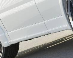 Порог пластиковый. Land Rover Range Rover Sport