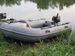 Silverado Sport 36S. Год: 2008 год, длина 3,60м., двигатель подвесной, 15,00л.с., бензин