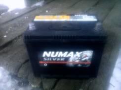 Numax. 80 А.ч., правое крепление, производство Корея