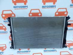 Радиатор охлаждения двигателя. Audi A4, 8K2/B8, 8K5/B8, 8K2, B8, 8K5