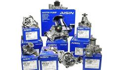 Помпа водяная. Nissan: Largo, Sunny California, Pulsar, Bluebird, Avenir, Sunny, Primera, AD, Almera, Vanette Serena, Lucino, Wingroad Двигатели: CD20...