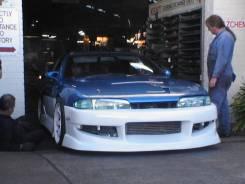 Бампер. Nissan 240SX, CS14, S14 Nissan Silvia, CS14, S14