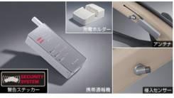 Автосигнализация с обратной связью Toyota Vanguard. Toyota Vanguard, GSA33W, ACA38W, ACA33W