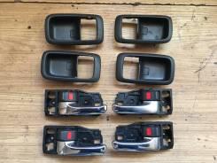 Ручка двери внутренняя. Toyota Mark II Wagon Blit, GX110, GX110W, GX115, GX115W, JZX110, JZX110W, JZX115, JZX115W Toyota Verossa, GX110, GX115, JZX110...