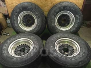 Отличные Bridgestone AT 285/75/16 на разборной ковке Epsilon -1/8.5/16. 8.5x16 6x139.70 ET-12