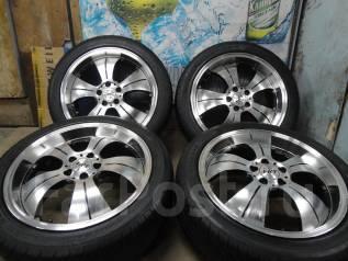 Продам Редкие Стильные колёса Vertec VR5+Лето 215/45R17Toyota, Subaru. 7.0x17 5x100.00 ET50