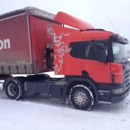 Scania. Скания с малым пробегом ОТС Р 114 пробег 260 тыс., 9 800 куб. см., 20 000 кг.