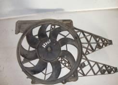 Вентилятор охлаждения радиатора. Fiat Bravo