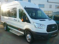 Ford Transit Shuttle Bus. 20+2 SVO, 2 200 куб. см., 22 места
