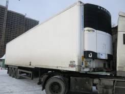 Gray Adams. Полуприцеп рефрижератор 2007 г. Carrier Vector 1800., 35 000 кг.