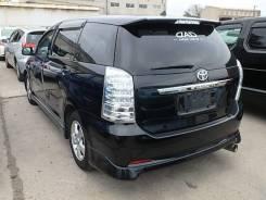 Багажный отсек. Toyota Wish, ANE11W, ZNE14G, ZNE10G, ANE10G Двигатели: 1AZFSE, D4, 1ZZFE