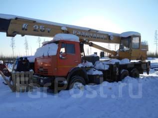 Галичанин КС-55713-1. Автокран кс-55713-1 Галичанин 2010 год выпуска, 25 000 кг., 40 м.