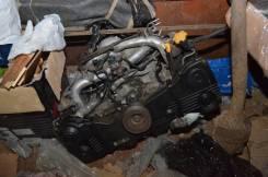 Двигатель в сборе. Subaru Impreza