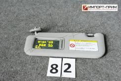 Козырек солнцезащитный Toyota WISH, правый передний
