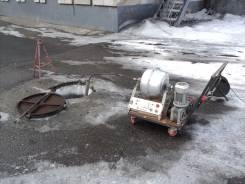Прочистка канализации в квартирах и домах