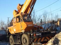 Kobelco RK250. Продам автокран Kobelco RK 160-2, 6 557 куб. см., 16 000 кг., 30 м.