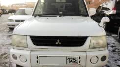 Mitsubishi Pajero Mini. механика, задний, 0.7 (52 л.с.), бензин, 220 000 тыс. км