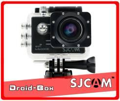 Sjcam SJ5000X Elite Gyro с поддержкой 4K/24FPS 2K/30FPS 1080p/60 FPS