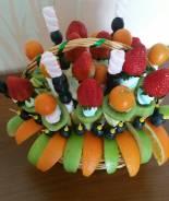 Блюда из фруктов, ягод.