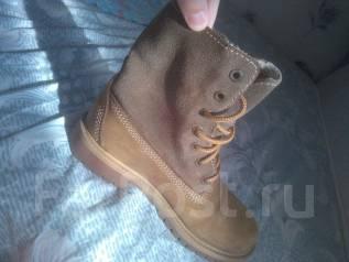 Ботинки Тимберленды. 37