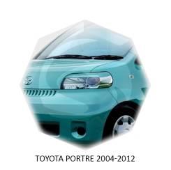 Накладка на фару. Toyota Porte