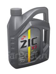 ZIC X7. Вязкость 10W-40